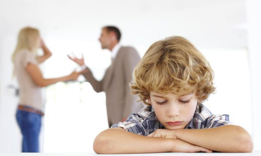 How divorce effects the future relationships of a child